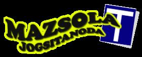 Mazsola Jogsitanoda